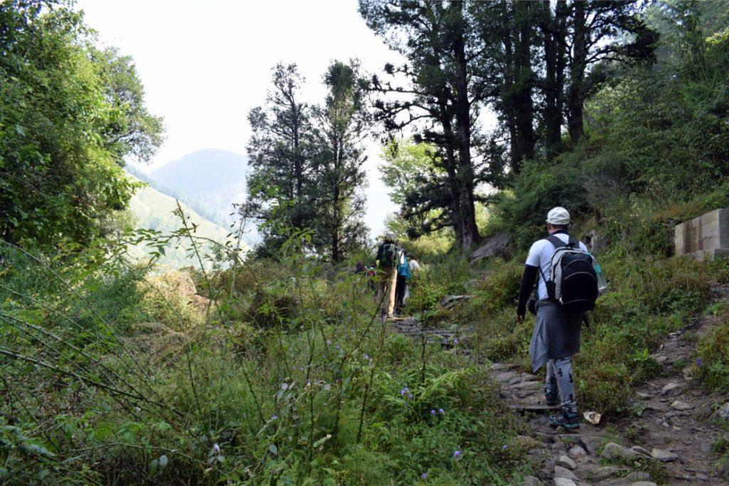 Chaainsheel Bugyal trek